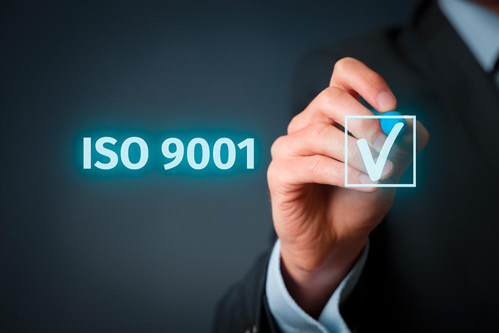 Staci ottiene la certificazione ISO 9001:2015
