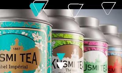 KUSMI TEA affida la sua logistica e-commerce a Staci